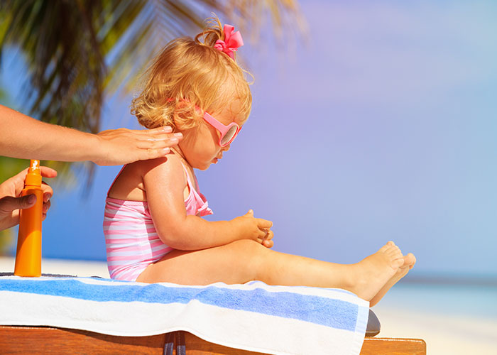 Protect Your Children from Harmful UV Radiation
