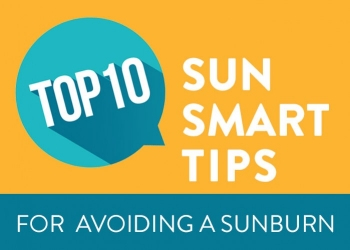 Sun Protection - Top 10 Sun Smart Tips for How to Avoid a Sunburn